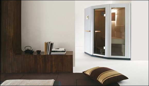 klafs cz parn kabiny a sauny klafs dom c sauny z kladn ada smartsauna. Black Bedroom Furniture Sets. Home Design Ideas